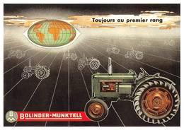 Tracteur Bolinder Munktell - Tracteurs