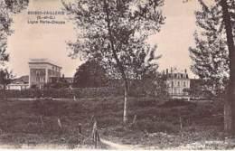 95 - BOISSY L'AILLERIE : Ligne Paris - Dieppe - CPA - - Boissy-l'Aillerie