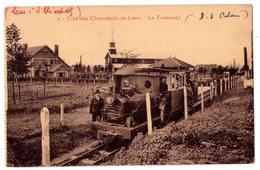 3753 - Lens ( 62 ) - Cité Des Cheminots De Lens ( Le Tramway ) - - Lens