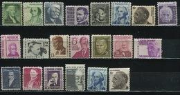 USA - 1966-78 Prominents Americans MNH** - USA668 - Stati Uniti