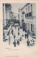 POSTCARD SPAIN ESPAÑA - BADAJOZ - CALLE DE SAN JUAN - Badajoz