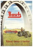 Tracteur Bautz - Tracteurs