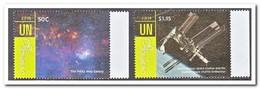 UNO New York 2018, Postfris MNH, Space - Neufs