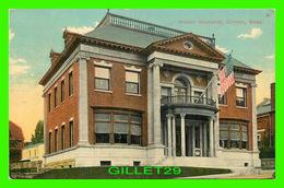 CLINTON, MA - HOLDER MEMORIAL - TRAVEL - - Etats-Unis