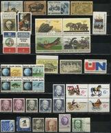 USA - 1970 Lot Of 36 Stamps MNH** - USA70 - Stati Uniti