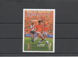 Coupe Du Monde 2002- World Cup 2002 : Johan Cruijff - Tuvalu