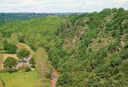50 - CONDE-sur-VIRE - Panorama Des Roches Du Ham - Altri Comuni