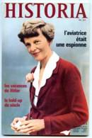 HISTORIA N° 261 Histoire  Aviatrice Espionne , Vacances Hitler , Accords De 1936 , Espagne Temps Goya , Louis II Baviere - Histoire
