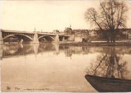 VISE - La Meuse Et Le Nouveau Pont - Edit. : P. Galère-Delbouille & Fils, Visé - Oblit. De 1931 - Visé