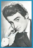 (A910a) - Signature / Dédicace / Autographe Original - Dick Rivers - Autographes