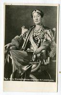 CPA Luxembourg : SAR La Grande Duchesse Charlotte De Luxembourg    A  VOIR  !!!!!!! - Famille Grand-Ducale