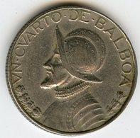 Panama 1/4 Balboa 1982 KM 11.2a - Panama