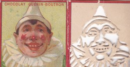 GUERIN BOUTRON / RARE / CLOWN / ORIGAMIE - Guérin-Boutron