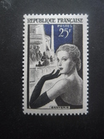 FRANCE N°1020 Neuf * - Neufs