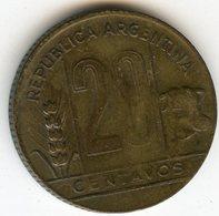 Argentine Argentina 20 Centavos 1949 KM 42 - Argentine