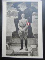 Postkarte Postcard Hitler - HDK - Haus Der Deutschen Kunst - Erhaltung I-II - Allemagne