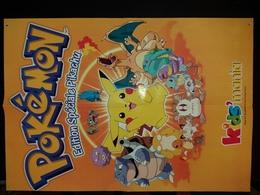 Pokémon. Edition Spéciale Pikachu. - Affiches