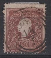 1859 Lombardo Veneto 10 S. II Tipo - Lombardo-Veneto