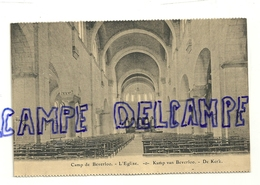 Camp De Beverloo. L'Eglise. De Kerk. E. Desaix - Leopoldsburg (Camp De Beverloo)