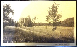 Hotton - L'Hôtel, Le Parc Et Les Bois - Hotel Du Vieux Pré Melreux-Hotton - Hotton