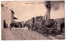 3759 - Primel ( 29 ) - La Gare - N.D. Phot. - N°1463 - - Primel