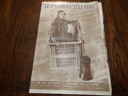 Le Patriote Illustré N°17 Du 28 Avril 1940. - Revues & Journaux