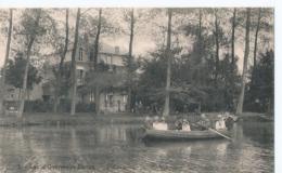 Lac D'Overmeire-Donck - L'Hôtel Elvira - Edition  G. De Smet , Schoonaerde - Berlare