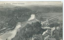 Esneux - 13 - L'Ourthe Vers Rosière - E. Coune - 1909 - Esneux