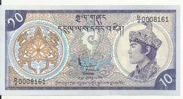 BHOUTAN 10 NGULTRUM ND1992 UNC P 15 - Bhoutan