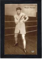 CPA Boxe Boxeur Boxing Non Circulé Maurice Prunier - Boxing