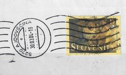 SLOVENIA 2003 - NATIVITA' - 1 VALORE USATO - Slovenia