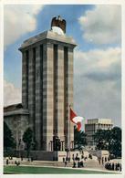 Exposition Internationale Paris 1937  Pavillon De L'Allemagne N° P 86 (croix Gammées Occultées Sur Le Scan) - Expositions