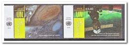 UNO Wenen 2018, Postfris MNH, Space - Wenen - Kantoor Van De Verenigde Naties