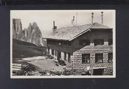 Cartolina Rifugio Punta D'Oro - Brescia