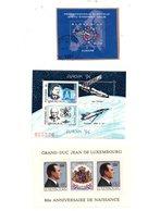2 -lot De Feuillets-voir état - Briefmarken