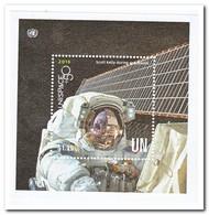 UNO New York 2018, Postfris MNH, Space - New York - Hoofdkwartier Van De VN