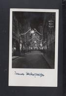 Dt. Reich AK Zittau Weihnachtsbeleuchtung(4) - Zittau