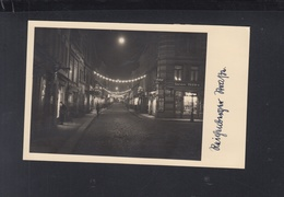 Dt. Reich AK Zittau Weihnachtsbeleuchtung(5) - Zittau