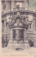 CPA -  250 - PARIS - Monument De Charles Garnier à L' Opéra - France