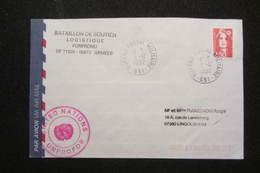Bureau Postal Militaire 651 - Postmark Collection (Covers)