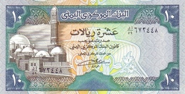 Yemen Arab Republic P.24  10 Rials 1992 Unc - Yémen