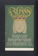 Bayern Bild-PK Gewerbeschau 1912 - Bayern