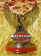 RARE Aigle Harley Davidson Eagle Monté Sur Socle Franklin Mint Precision Pocket Watches Motor Cycle TOP - Motos