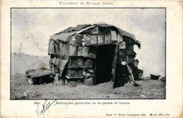 CPA Buenos Aires Habitacion Particular En La Quema ARGENTINA (787773) - Argentina