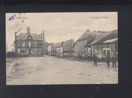 CP Amagne Village 1916 - Frankreich
