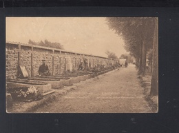 CP Vouziers Cimetiere Allemande 1916 - Vouziers