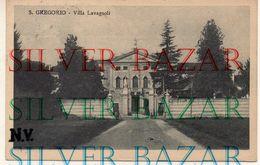 VERONELLA - VERONA - S. GREGORIO VILLA LAVAGNOLI - Verona