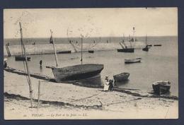 Piriac Le Port Et La Jetée - Piriac Sur Mer