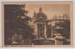 Wiesbaden Kochbrunnenanlage - Niederwiesa