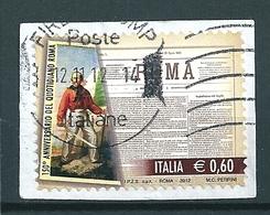 2012 QUOTIDIANO ROMA  USATO - 6. 1946-.. Repubblica